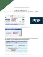 Adobe Translation - WebDynpro