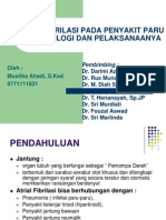 Atrial Fibrilasi Pada Penyakit Paru