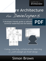 Software Architecture for Developers Sample (1)