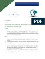 Deloitte International Tax Alert _E-Fund Corp