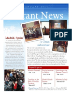 Farrant News Winter 2014