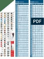 ItaleriAcrylicPaint Conversion Chart