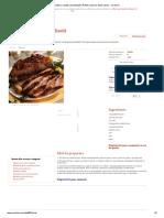 Pulpă cu ceapă caramelizată _ Retete culinare, Ghid culinar - eCuisine