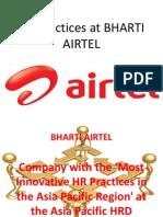 0000006722-Hr Practices at Bharti Airtel
