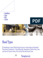 Dished Heads _ Head Types