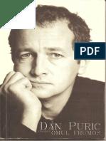 Dan Puric- Despre Omul Frumos