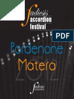 Pordenone Incontra Matera