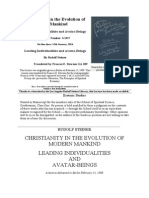 Christianity in the Evolution of Mankind