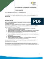 Algemene Economie 3 Aso