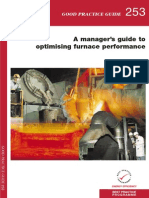 A managers guide to optimising furnace performance