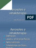 2.- P. Mancilla - Aerosolterapia