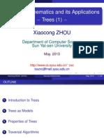 Tree Math Discrete