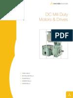 Motors - DC Mill Duty