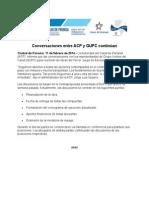 Panama Canal Authority statement | Feb. 11, 2014 (Spanish)