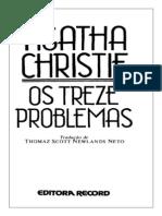 Agatha Christie - Os Treze Problemas