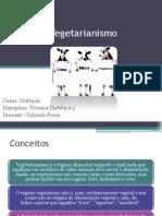 Vegetarianism o