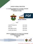 Laporan Kerja Praktek Pt. Dok Dan Perkapalan Kodja Bahari (Persero) Galangan IV Jakarta Utara