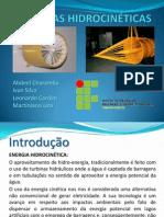 Turbinas Hidrocinéticas