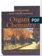 Oragnic Chemistry 4th Ed[1]. - Study Guide and Solution Manual