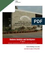 Business Analytics Batch 3 Updated _2