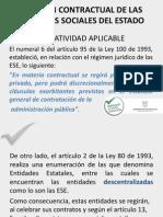 Regimen Contractual Ese 2012