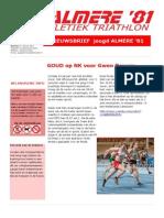 Nieuwsbrief Jeugdatletiek Februari 2014