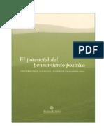 El Potencial Del Pensamiento Positivo-2007