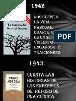 Diapositivas de Literatura