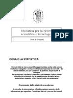 Dispensa Di Statistica Per La Ricerca 2013 2014