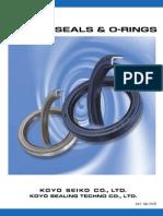 Koyo Oil Seal