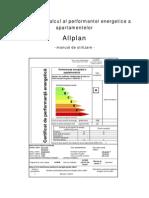 Tutorial Certificat Energetic - Apartament_14.01.2011