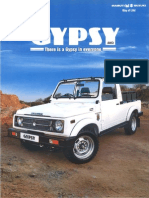 Gypsy Product Leaflet New