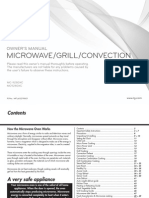 Lg Microwave Oven Manual