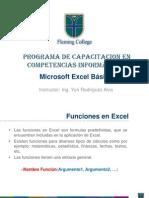 Funciones Basicas - Parte I