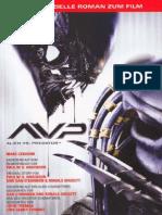 A&P - Alien vs. Predator - Marc Cerasini (de)