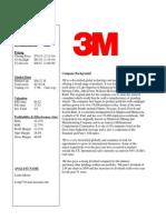 3M case study