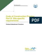 Code of Construction Practice Part B