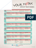 KGIC Test Date Poster 2014