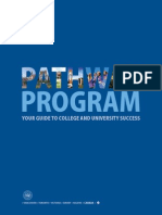 KGIC University Pathway Brochure 2014
