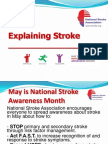 SAM Stroke Community Presentation GuideSAM Stroke Community Presentation GuideSAM Stroke Community Presentation GuideSAM Stroke Community Presentation GuideSAM Stroke Community Presentation Guide