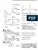 IIT Differential Equations