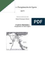 Egeria Parte Primera