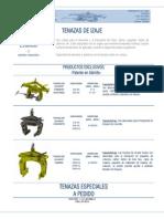 Brochure Tenazas Isem Ltda