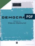 Estlund, Democracy