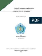 Rasionalitas Peresepan Antibiotik ISPA Anak (KTI)