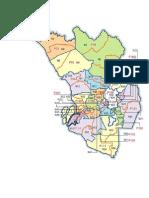 Peta P'Raya Selangor