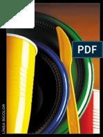 Darnel Catalog High Impact Tableware Es