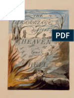 Blake - The Marriage of Heaven and Hell
