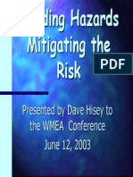 Welding Hazards Mitigating the Risk