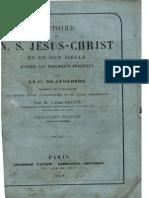 Le Cte de Stolberg - Histoire de N.S.Jésus-Christ